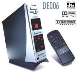 JS-DE006 ( AC3、DTS數位音效解碼器)