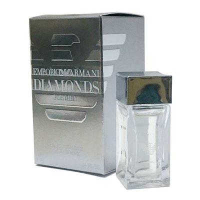 【UR8D】GIORGIO ARMANI 亞曼尼GIORGIO ARMANI鑽石男性淡香水4ml