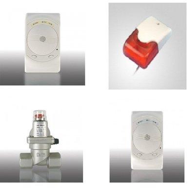 台中瓦斯定時自動遮斷警報系統設計施工, 專業天然瓦斯配管