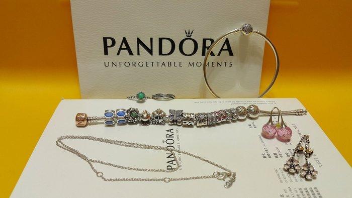 PANDORA潘朵拉 丹麥鐲品 銀飾品(保證真品)歡迎面交