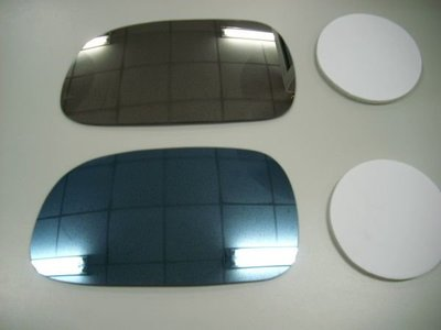 【鏡王】台灣製造(玻璃材質)廣角鏡片,絡鏡,藍鏡,防眩,後視鏡片,後視鏡,廣角鏡,照後鏡