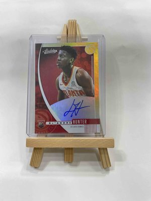 2019-20 Absolute De'Andre Hunter Rookie Card RC Variation