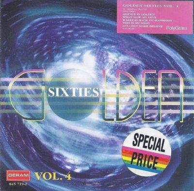 原版進口二手CD~ Golden SIxties ﹝Vol. 4﹞