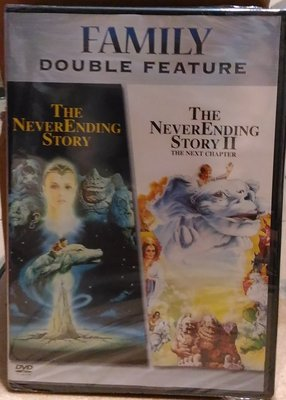 美版DVD《大魔域一二集》/he Neverending Story + The Neverending Story I