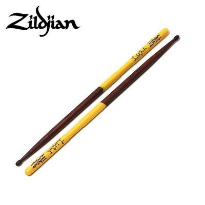 ☆ 唐尼樂器︵☆美國製 Zildjian ASTG Trilok Gurtu 簽名鼓棒 胡桃木爵士鼓鼓棒