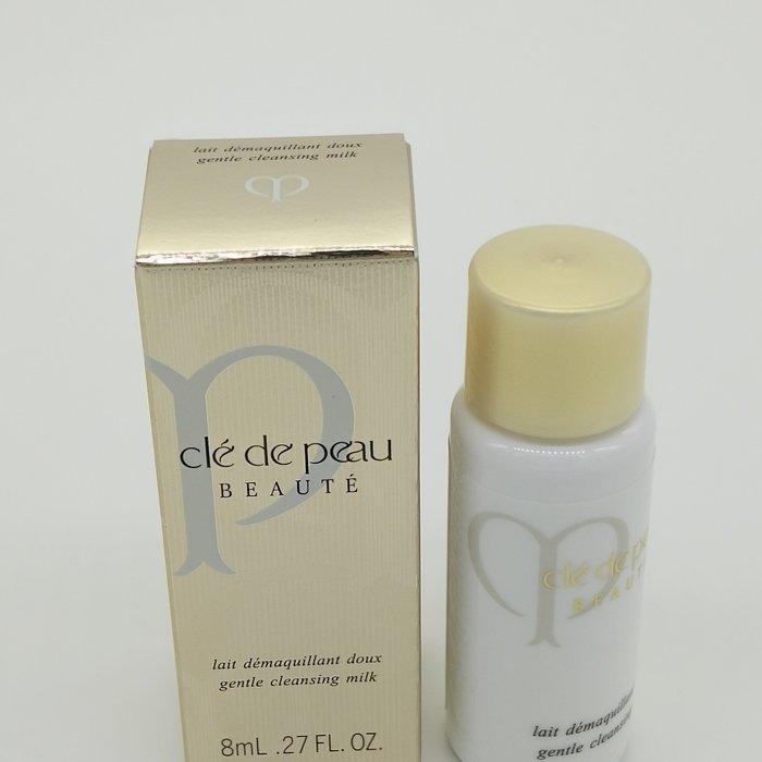 【化妝檯】 de Peau Beaute 肌膚之鑰 光采卸妝乳 8ml  效期2022.01 專櫃贈品
