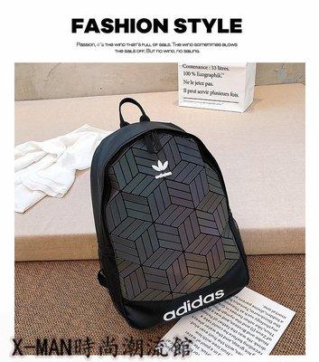 現貨2250 Adidas阿迪達斯 三葉草 19夏季新款雙肩包 男女同款背包 時尚潮流背包 折扣免運