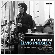 美夢成真 與皇家愛樂管弦樂團(進口)/貓王 Elvis Presley---88875084952