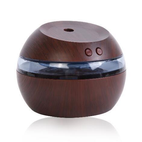 ST-14A02創意USB超聲波霧化器 辦公室家用空氣加濕器淨化器香薰車載加濕#9118