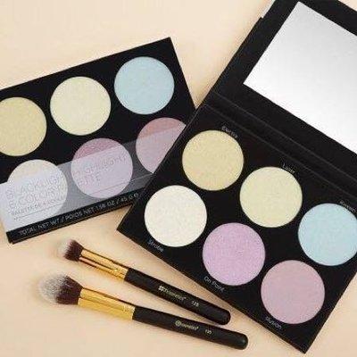 ✈️🇺🇸【全新現貨】BH Cosmetics Blacklight Highlight 6色打亮盤