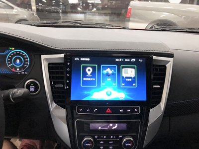 Mitsubishi Grand Lancer Android 6+128G 安卓版觸控螢幕主機 導航/USB/TS10