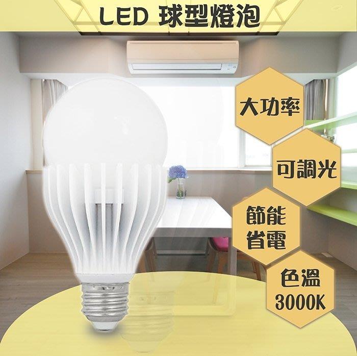 球形全周光 16W LED燈泡