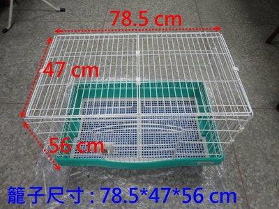 二手超大兔籠、天竺鼠籠 RU-800 (一)