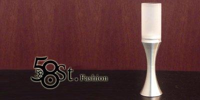 【58街燈飾-台北館】設計師款式「不鏽鋼燭台」複刻版。AD-055