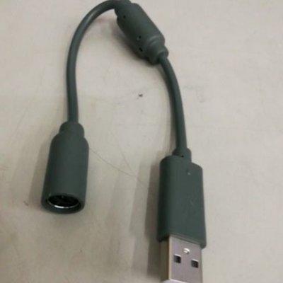 XBOX 360 手把 手柄USB轉換頭 手柄USB轉換線 手柄USB轉接線