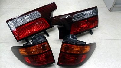 Toyota Previa ACR30 2nd Hand Tail Lamp , 尾燈