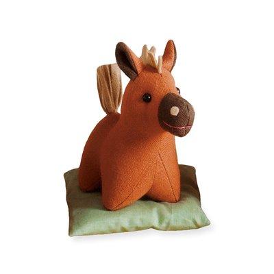 十二生肖布偶裝飾品 材料包 (日本製)-馬 ❤EZ樂活手作❤