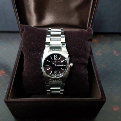 感謝收藏《三福堂國際珠寶名品》Bvlgari Ergon 30MM女錶 EG30S