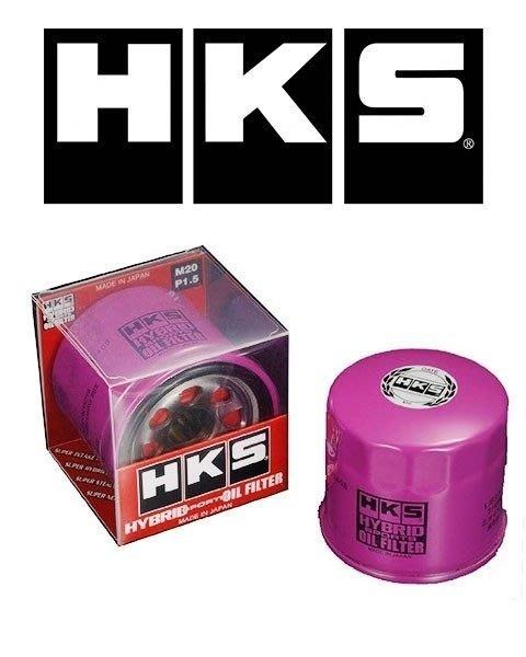 日本 HKS Hybrid Sports 高流量 機油芯 52009-AK001