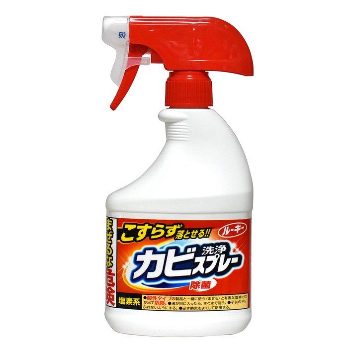 +東瀛go+日本 第一石鹼 浴室除霉噴霧 本體 400ml 浴廁除霉 泡沫清潔噴劑 強效去污 過年大掃除