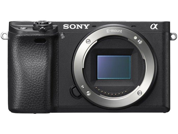 SONY ILCE-6300 BODY 單機身【不含鏡頭】A6300 【送原電+LCS-BBK相機包~10/21日止