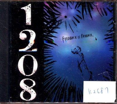*真音樂* 1208 / FEEDBACK IS PAYBACK 美版 全新 K2687 (清倉.下標賣5)