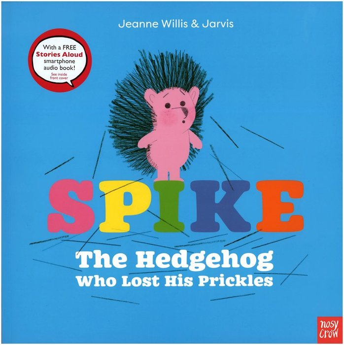 *小貝比的家*SPIKE THE HEDGEHOG WHO LOST HIS PRICKLES/平裝/3~6歲/幽默