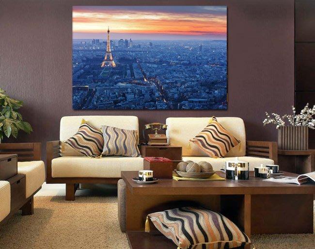 客製化壁貼 店面保障 編號F-507 巴黎鐵塔 壁紙 牆貼 牆紙 壁畫 星瑞 shing ruei