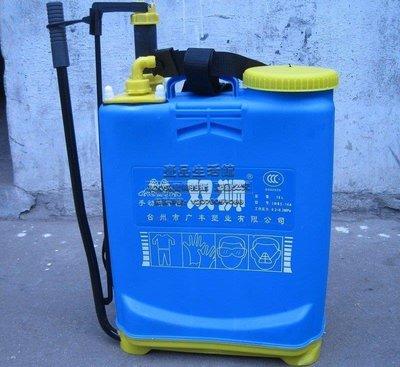 『易生發商行』農用背負式手動氣壓式16L噴霧器噴藥器噴霧桶噴藥桶