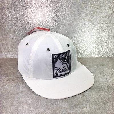 【Faithful】SUPREME TNF STEEP TECH 6-PANEL 聯名【SUP_HAT091】棒球帽 白
