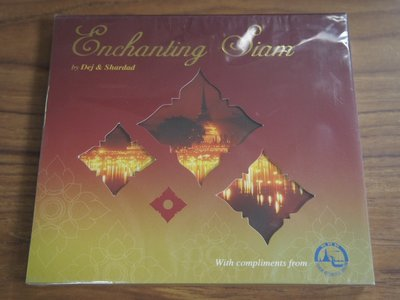 ◎MWM◎【二手CD】Enchanting Siam 未拆封