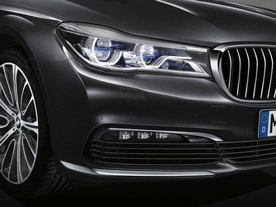 【樂駒】BMW 原廠 G11 G12 7 Series 升級 Laser 雷射 大燈組 避震 改裝 套件 精品 燈具