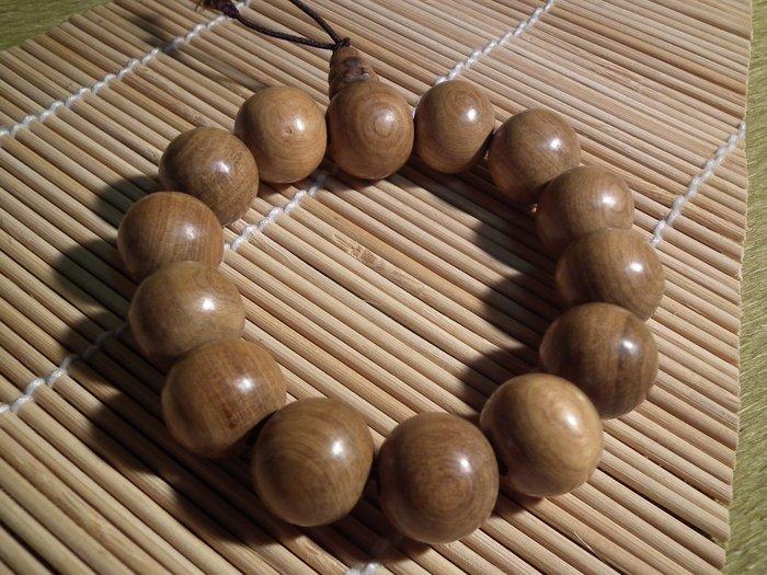 【心聚福香堂】肖楠佛珠/手珠/念珠-14mm*14顆含葫蘆頭 品質一級棒 超低價$399