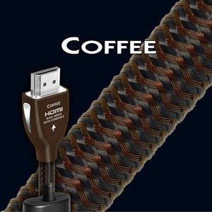 【音逸音響】全新改款 HDMI 線》audioquest Coffee (1米)
