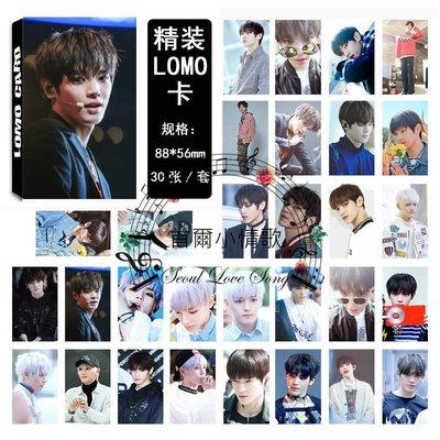【首爾小情歌】NCT 127 LOMO卡 李泰容 泰容 個人款 小卡組 30張卡片組  應援#01