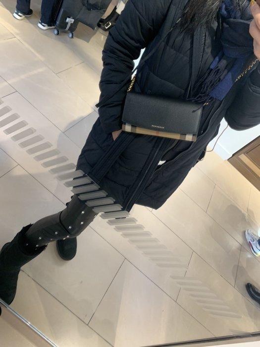 Burberry woc bag手拿/肩背 25800原價  連線特價17800  #Burberry