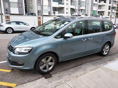 VW Sharan 2014 1.4 TSI