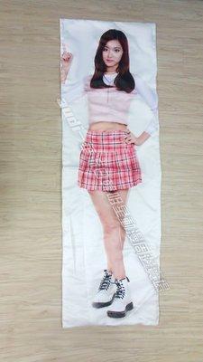 【須預購】TWICE 2WAY 2WT150X50cm 公分等身抱枕枕套 子瑜 Momo Sana Mina 多賢 枕套