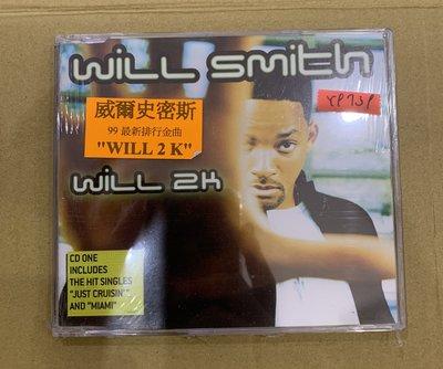 *還有唱片行*WILL SMITH / WILL 2K 全新 Y9739 (69起拍)