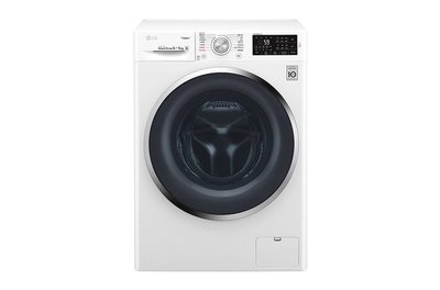 LG樂金9公斤洗脫烘滾筒洗衣機 WD-S90VDW 另有WD-S12GV F2514NTGW F2514DTGW