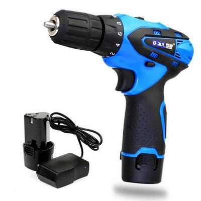 【世匠12V 雙速充電電鑽】 鋰電池 電動螺絲起子 電動起子 電動工具 電動手鑽