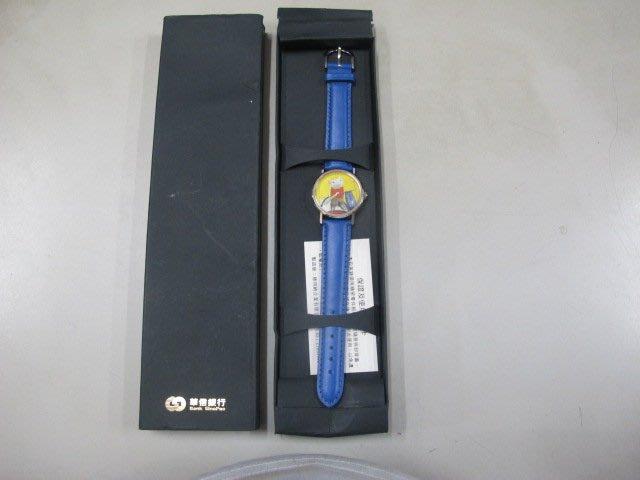 二手舖 NO.4281 stuart little 手錶 卡通錶 兒童錶