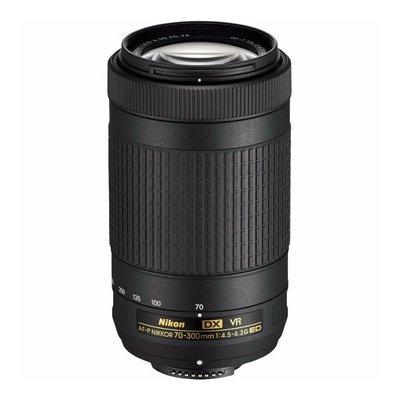 【美購】Nikon AF-P DX Nikkor70-300mm f/4.5-6.3G ED VR鏡頭 全