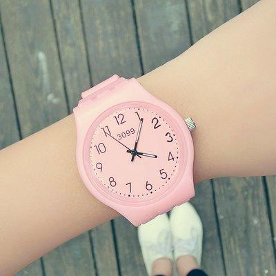 兒童手手錶男孩女孩防水小學生手手錶男童運動電子手錶女童手手錶WY