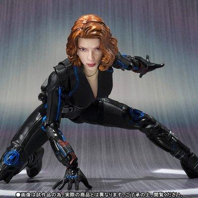JAMES ROOM#日版代購【魂限定】萬代  SHF 復仇者聯盟Avengers Black Widow黑寡婦