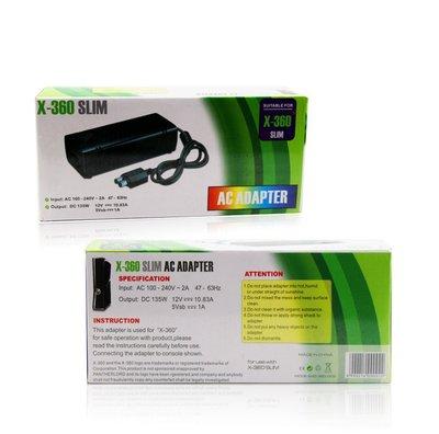 微軟XBOX360 SLIM 薄機電源 火牛 XBOX360 SLIM 火牛充電器 雲上仙