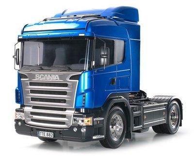 大千遙控模型 TAMIYA 1/14電動拖車頭 Scania R470 Highline 56318