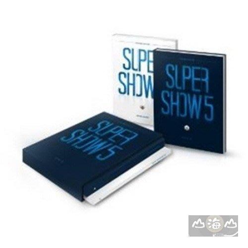 【出清價】SUPER SHOW 5 寫真書/SUPER JUNIOR---SMMD2269