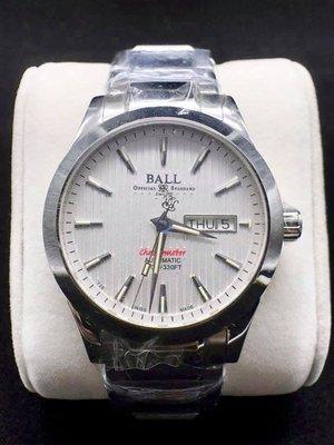 重序名錶 BALL 波爾 Engineer II Chronometer Red Label 工程師系列 自動上鍊腕錶