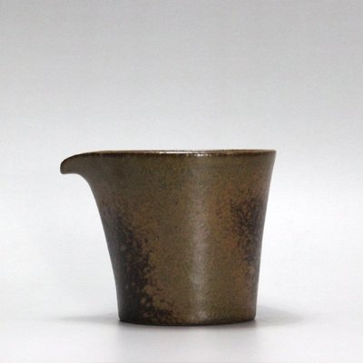 手造其器粗陶手工春秋茶海陶瓷手抓公道杯玻璃公杯陶瓷分茶器AAAA